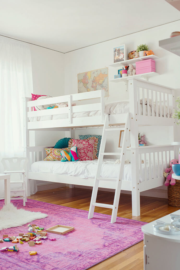 Shared Girls Room Ideas