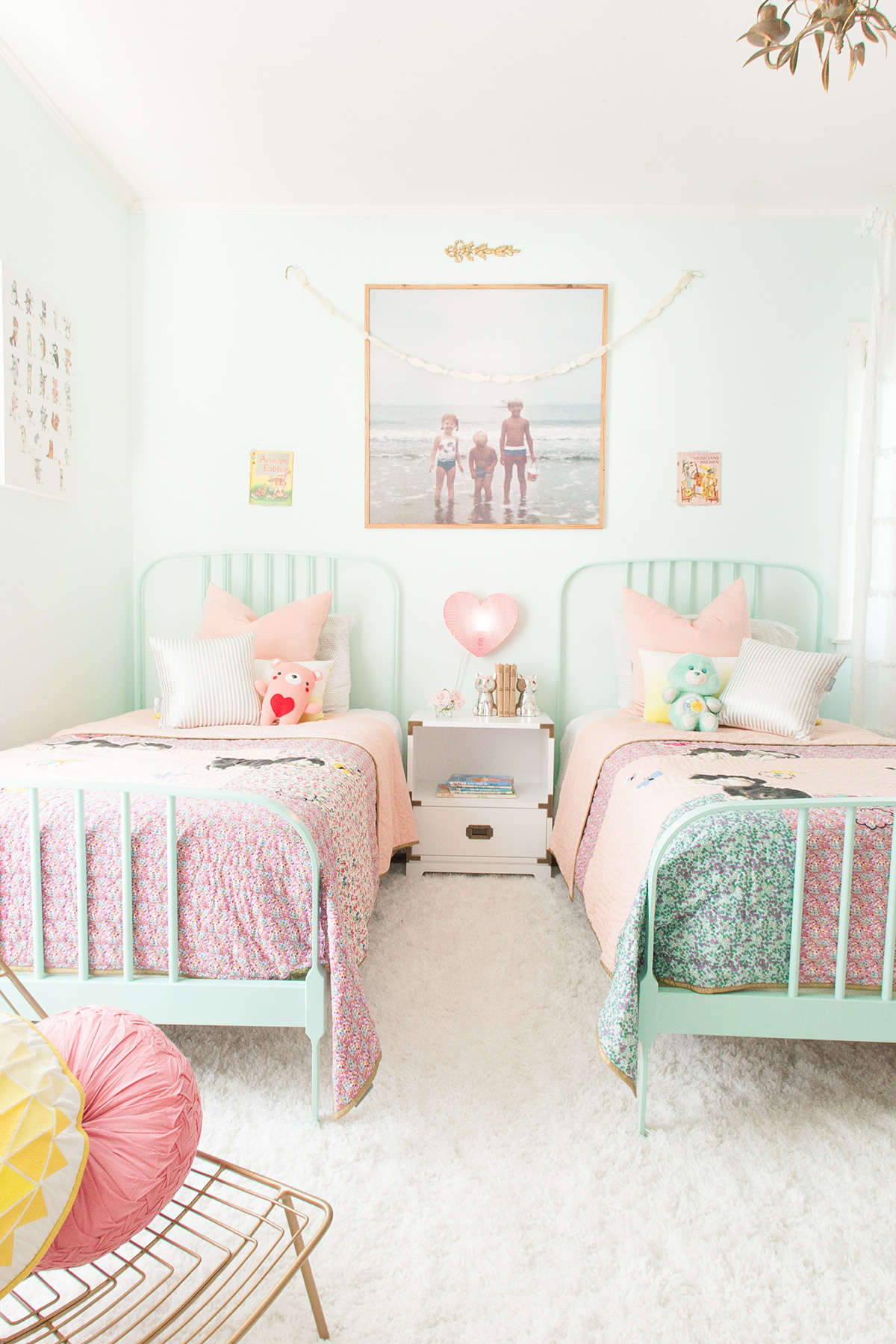 shared girls room ideas - Ideas Girls Room