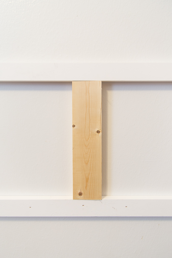 board and batten planked wall