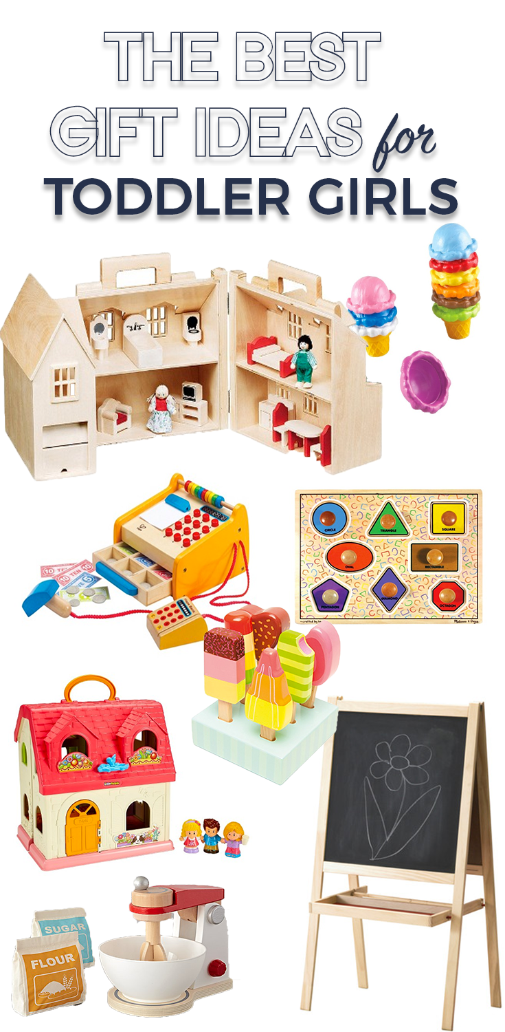 Toys For 2 Year Olds For Girls : The best toys for toddlers gift guide year olds