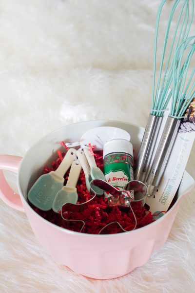 Cookie Making Gift Basket