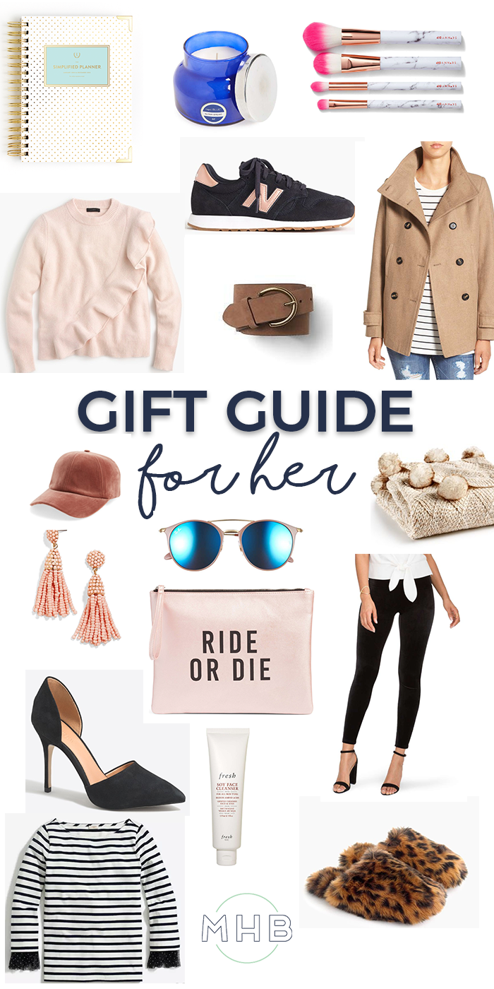 The best gifts for her - GIFT IDEAS #giftideas #giftideasforher