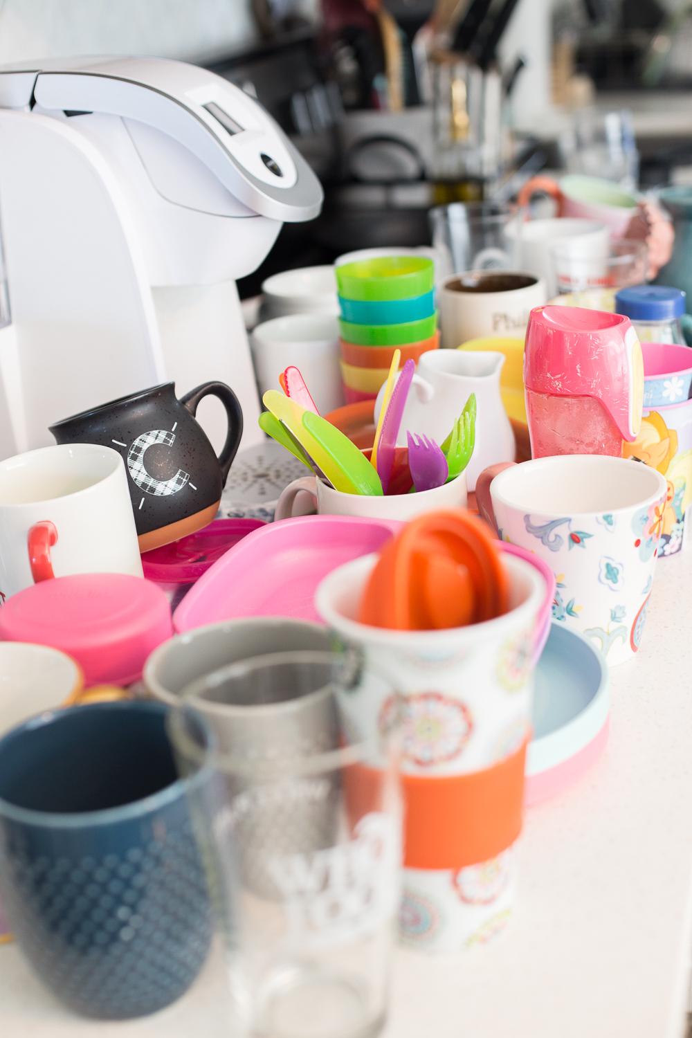 How I finally organized my kitchen once and for all - helpful tips