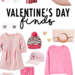 Fashion Friday – Valentine's Day Mom + Mini Style