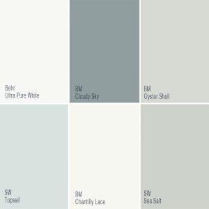 Whole House Paint Colors