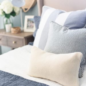 Spring Bedding Switch + My Secret Resource for Bedding