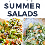 12 Simple and Fresh Summer Salad Ideas