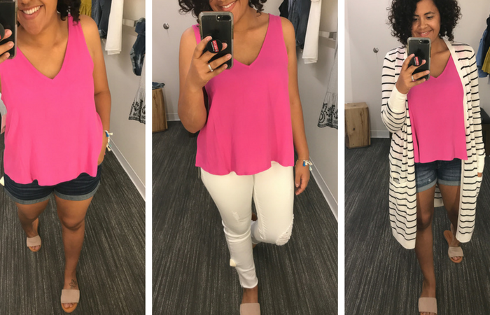 Spring Try On Session