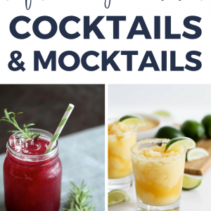 Cocktail (& Mocktail) Recipes You'll Want to Sip All Summer Long