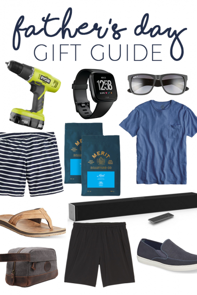 Father's Day Gift Guide - Gift Ideas for Dads