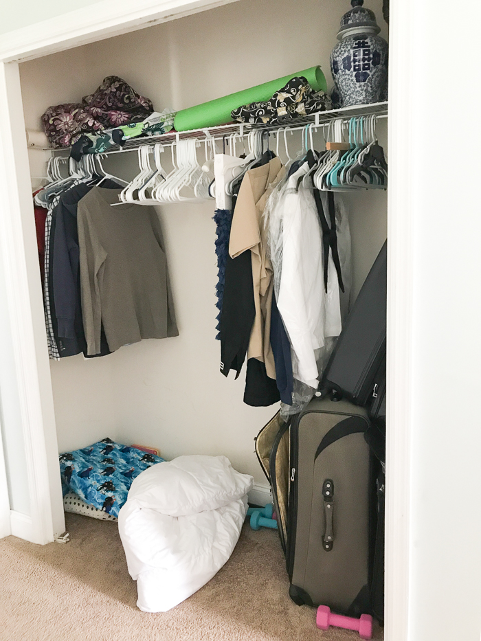 How To Create A Functional Closet Organizer For Less Than $300