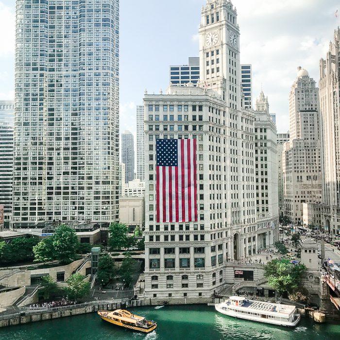 A Weekend Getaway in Chicago