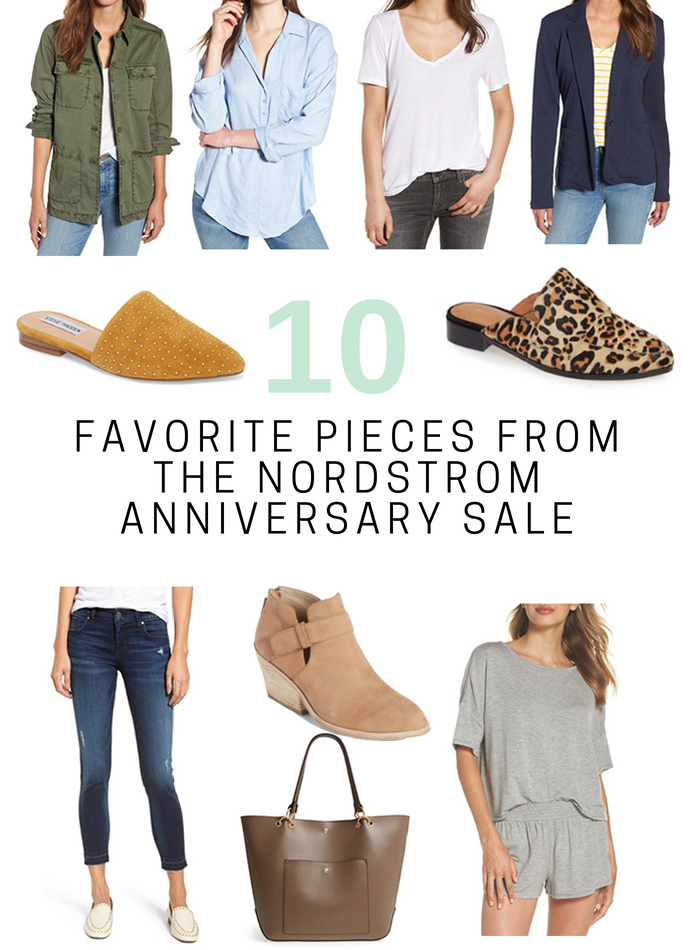 Favorite items from the Nordstrom anniversary sale