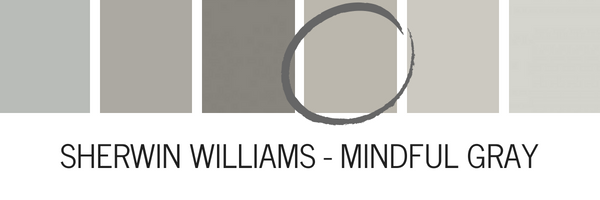 Sherwin Williams Mindful Gray Is Another Por Greige That Can Ear Rich In Some Es And Like The Perfect Neutral Others