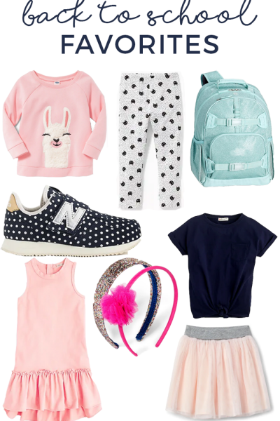 Where to shop for the cutest back to school clothes for little girls
