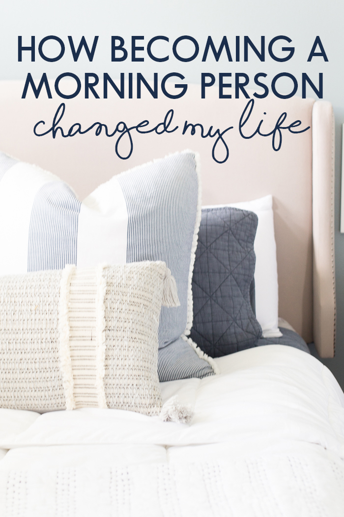 How to become a morning person and how it changed my life