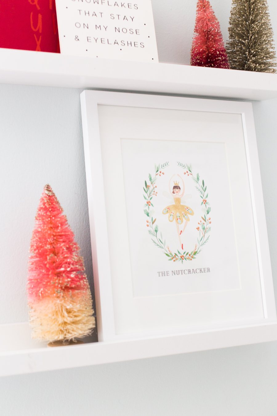 Free Nutcracker art print