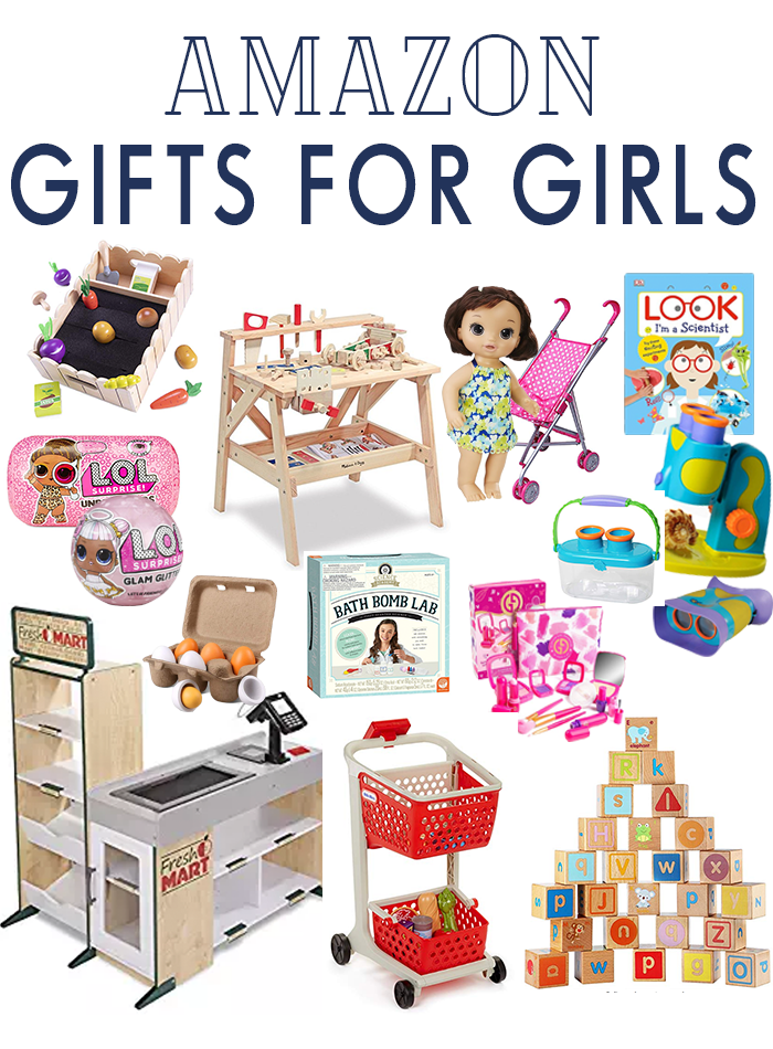 The best gifts for little girls - top amazon gifts for girls