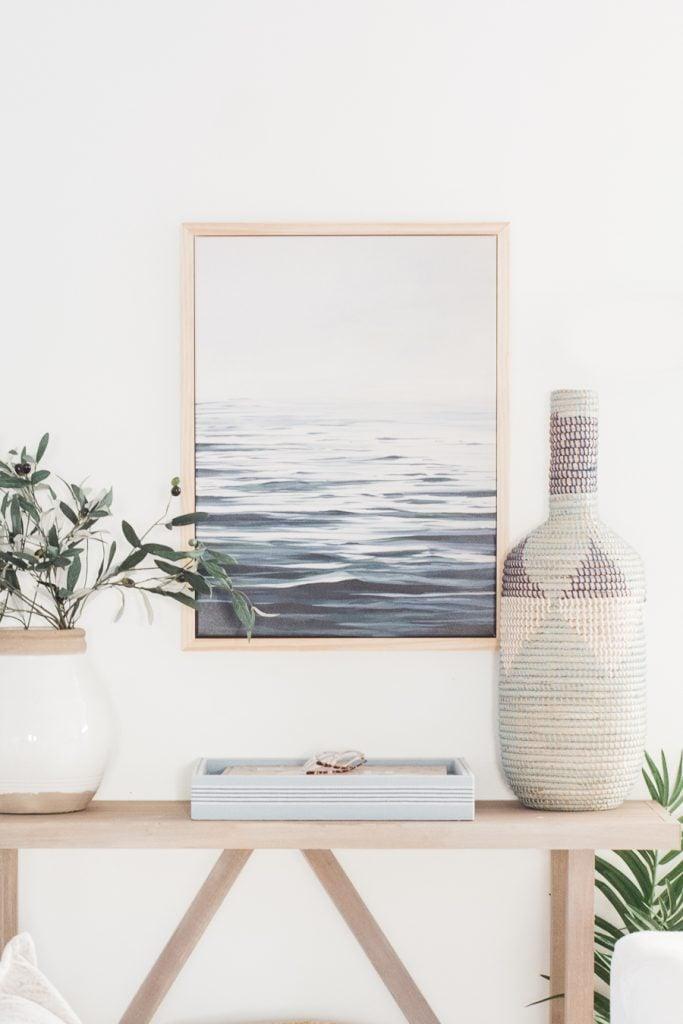 DIY Canvas Frame Tutorial