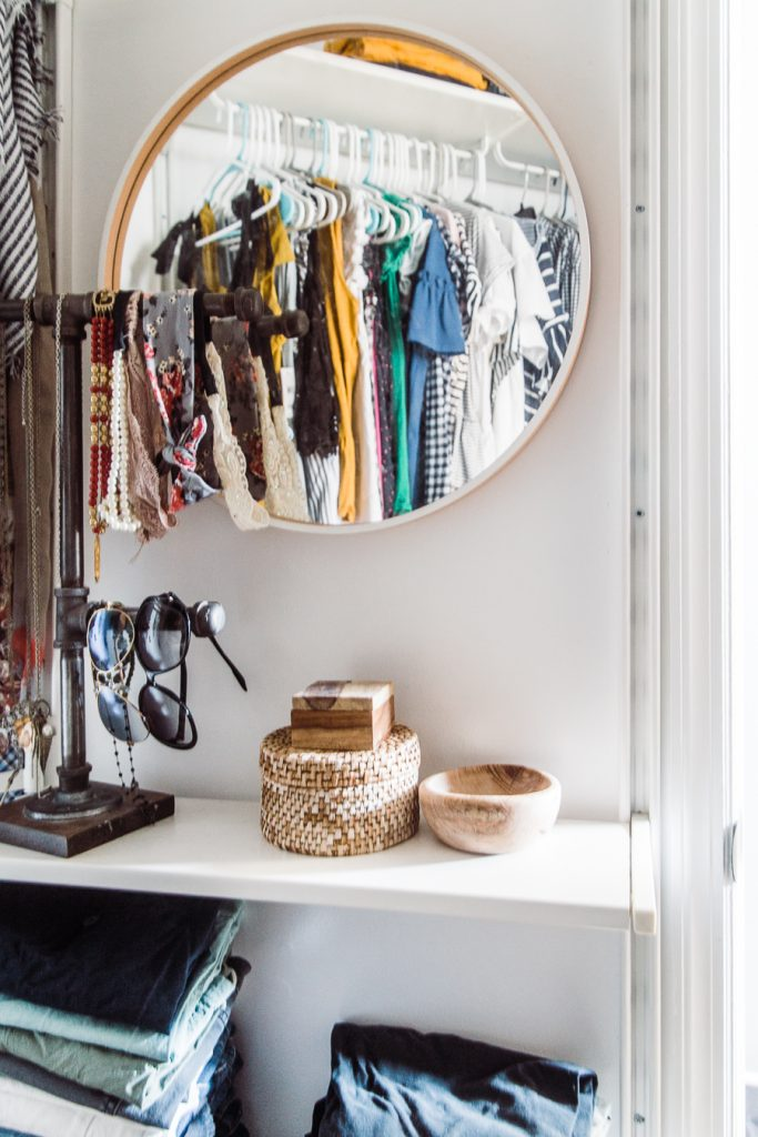How To Organize A Small Walk In Closet And Other Closet Organization