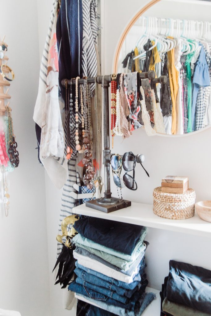 How To Organize A Small Walk In Closet And Other Closet