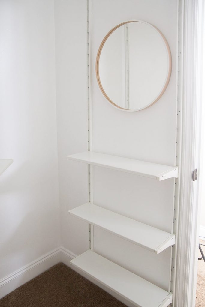 How to Organize a Small Walk-in Closet and Other Closet ...