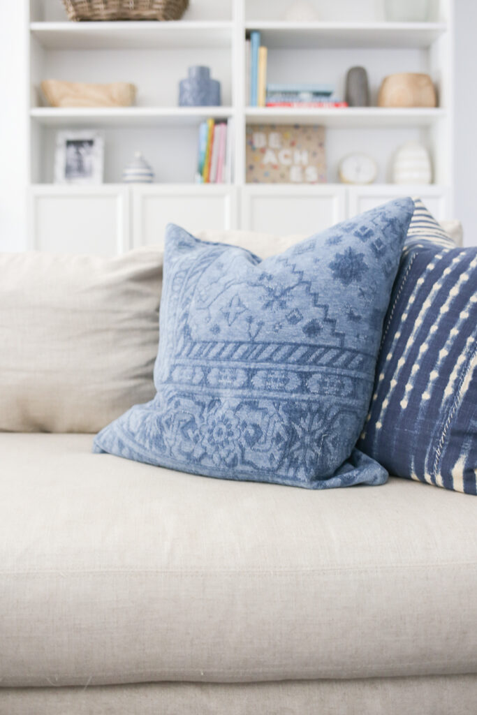 Pottery Barn Couch Review - York Slipcovered Sofa