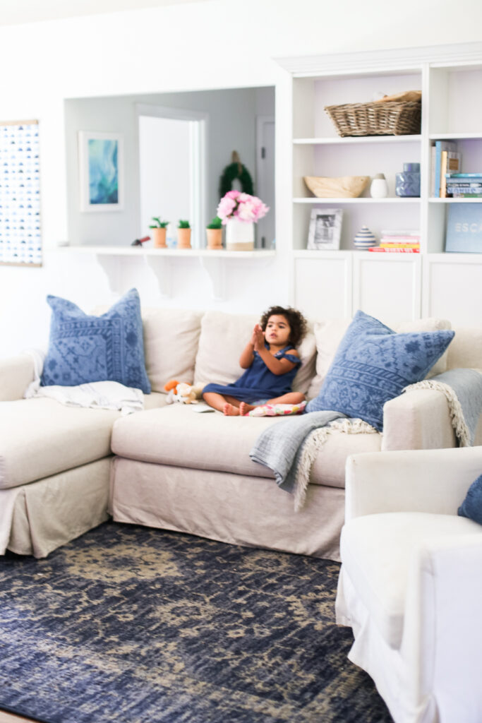 Pottery Barn Sectional Review