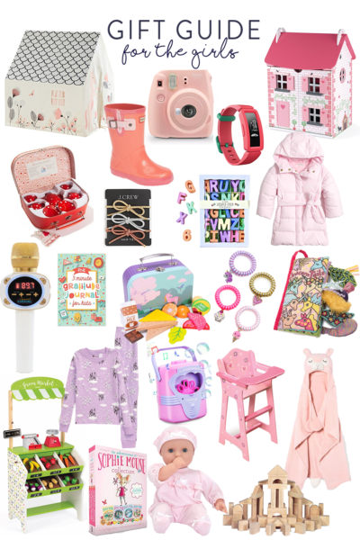 Gift Guide for Little Girls 4-8
