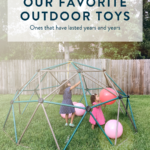 Outdoor Toys We Love
