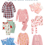 Girls' Christmas Jammies
