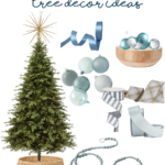 Plans for a Blue Christmas Tree