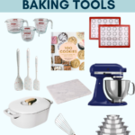 My Essential Baking Tools