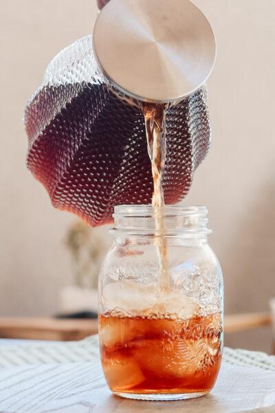 How to make sweet sun tea