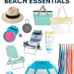 Favorite Beach Essentials from Walmart