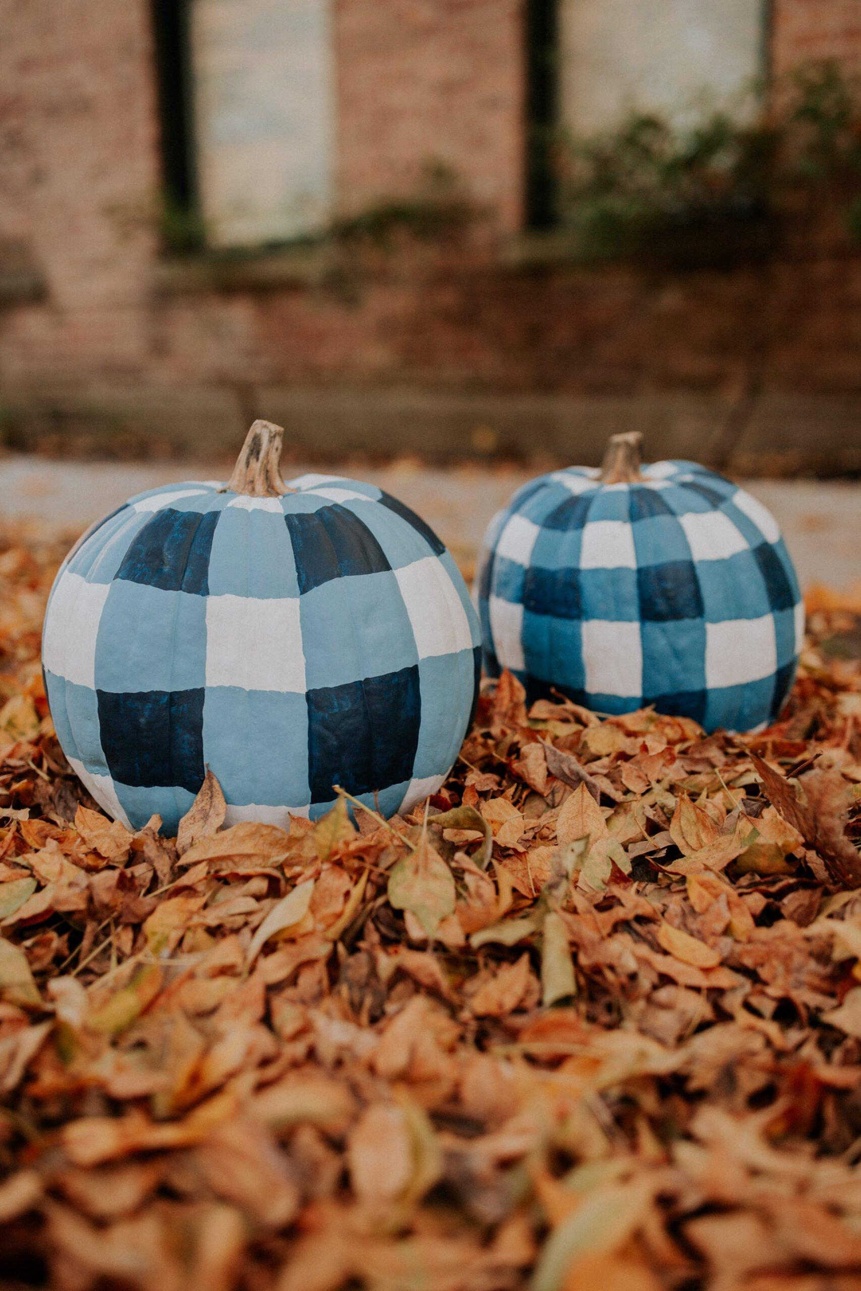 Fall Pumpkin Painting Ideas